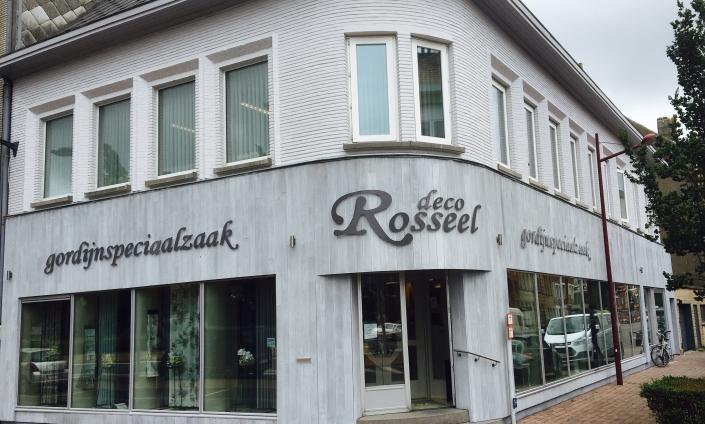 Gordijnspeciaalzaak deco rosseel