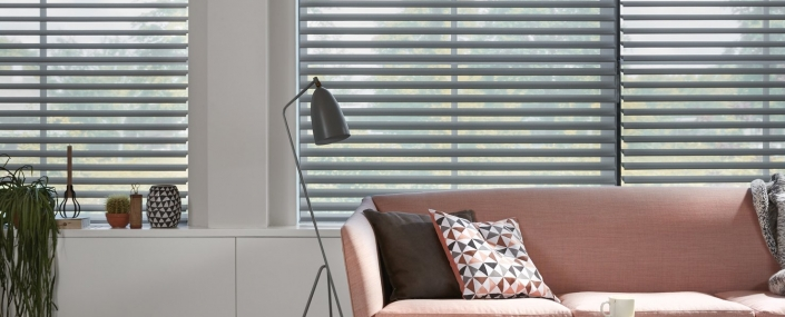 Silhouette® shades | Deco Rosseel